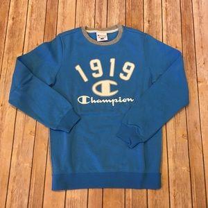 Champion girls crewneck sweatshirt, size 11/12
